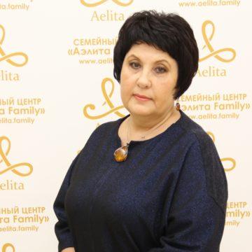 Глазунова Любовь Михайловна