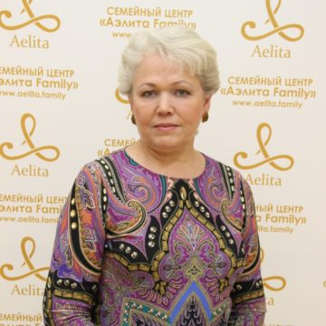 Актанова Татьяна Михайловна