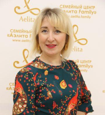 Чекова Лидия Валерьевна