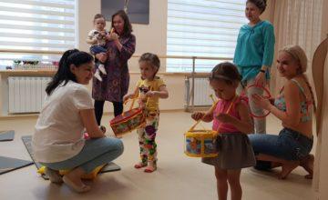 Мастер-класс «Встреча с классической музыкой» для детей и родителей