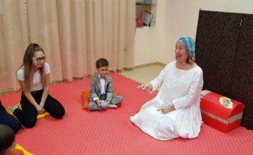 Курс «Куклотерапия: кукольный театр в помощь родителям»