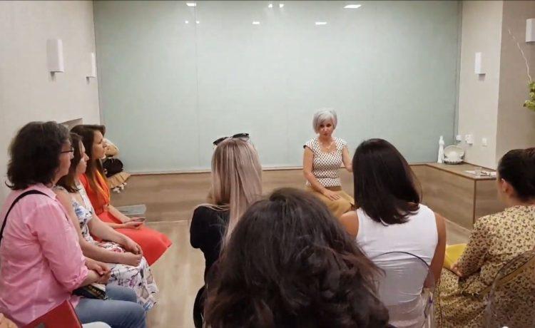"""Приглашаем на """"Время вопросов и ответов с Валентиной Саматовой"""""""