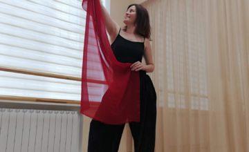 """Трехдневный женский тренинг """"Танцую свою жизнь""""!"""