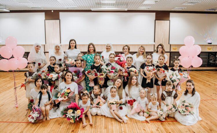 Приглашаем талантливых детей 5-9 лет в Школу современного танца «Счастливые люди»!